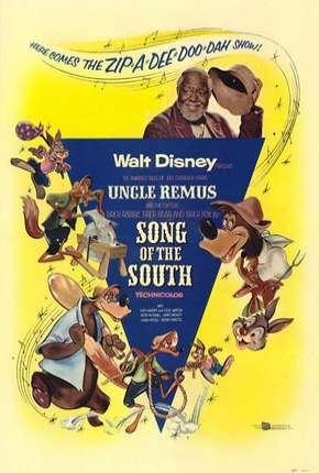 A Canção do Sul (BluRay)