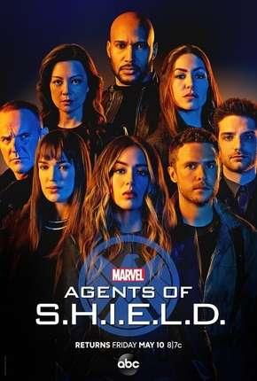 Agentes da S.H.I.E.L.D. 6ª Temporada Legendada