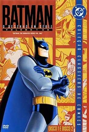 Batman - A Série Animada Completa