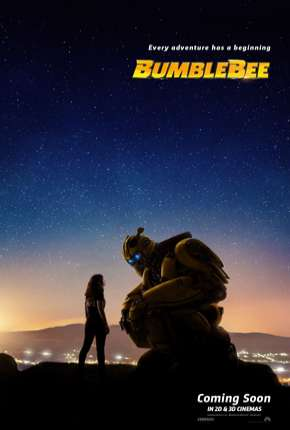 Bumblebee WEB-DL Legendado