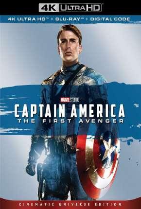 Capitão América - O Primeiro Vingador 4K