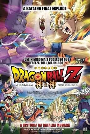 Dragon Ball Z - A Batalha dos Deuses Blu-Ray