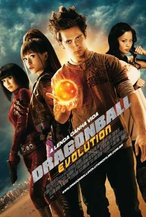Dragonball Evolution BluRay