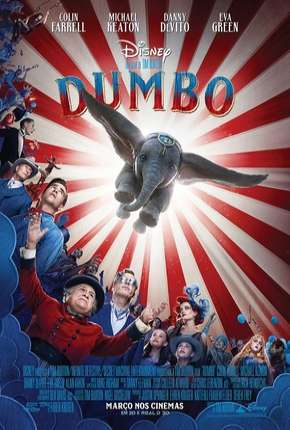 Dumbo - Live-action CAM