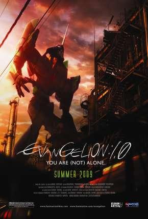 Evangelion - 1.11 - Você Não Está Só