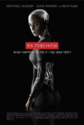 Ex Machina - Instinto Artificial
