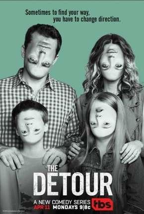 Família Sem Rumo - The Detour 1ª Temporada