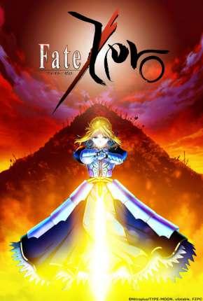 Fate/Zero - 1ª Temporada Legendada