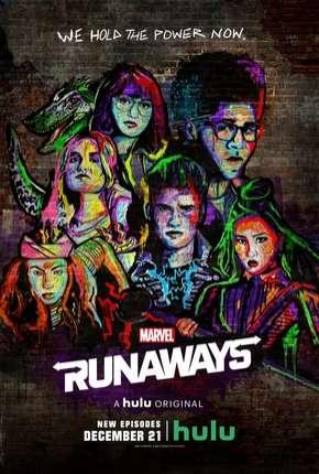 Fugitivos - Runaways 2ª Temporada