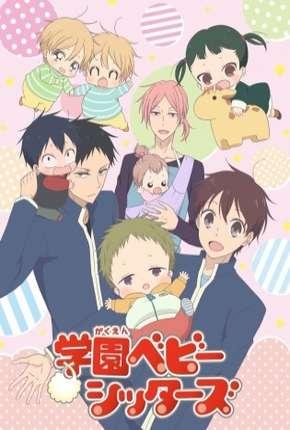 Gakuen Babysitters - Legendado