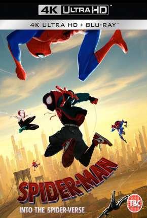 Homem-Aranha - No Aranhaverso 4K Legendado