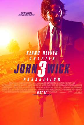 John Wick 3 - Parabellum - CAM
