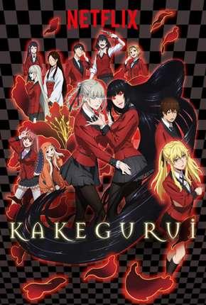 Kakegurui - 1ª Temporada