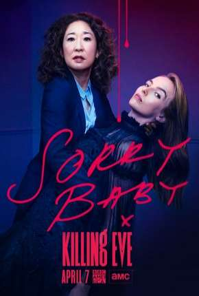 Killing Eve - 2ª Temporada Legendada