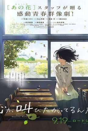 Kokoro ga Sakebitagatterunda - Legendado