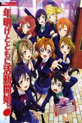 Love Live! - School Idol Project Legendado