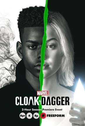 Manto e Adaga - Cloak e Dagger  2ª Temporada via Torrent