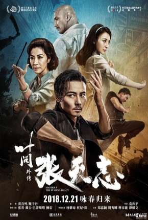 Master Z - Ip Man Legacy Legendado