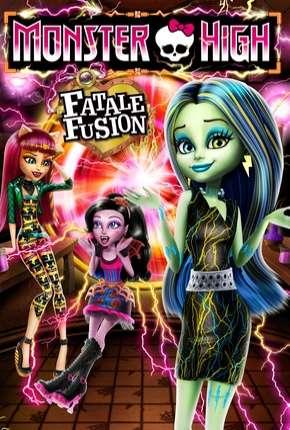 Monster High - Uma Fusão Muito Louca HD
