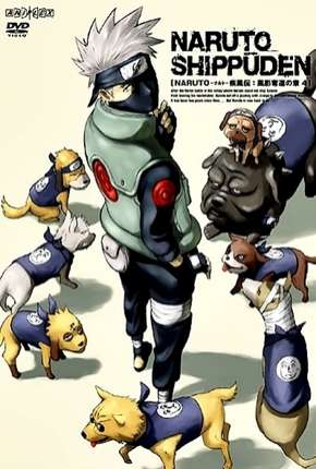 Naruto Shippuden - Completo - Todas as Temporadas