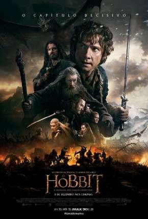 O Hobbit - Versão Estendida - Todos os Filmes