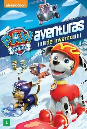 Paw Patrol - Aventuras de Inverno