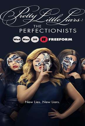 Pretty Little Liars - The Perfectionists Legendada