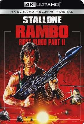 Rambo 2 - A Missão 4K