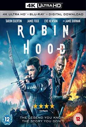 Robin Hood - A Origem 4K