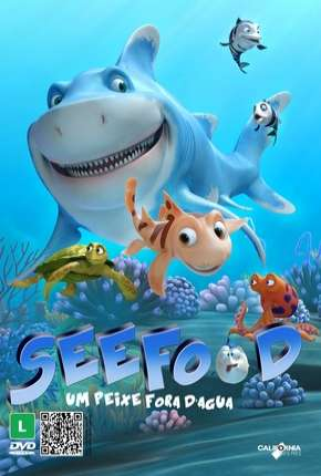 Seefood - Um Peixe Fora Dágua BluRay