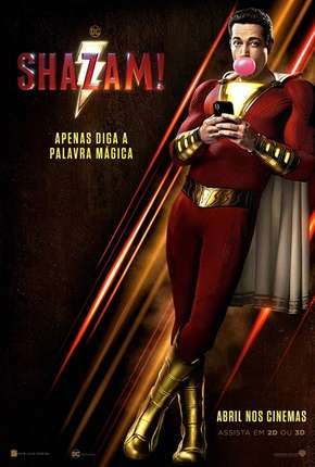Shazam - HDRIP Legendado