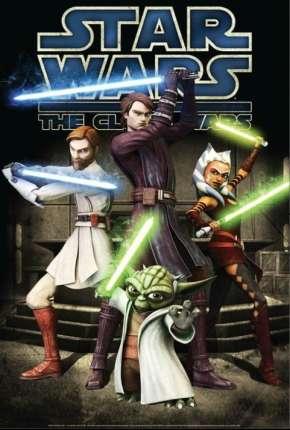 Star Wars - A Guerra dos Clones - Todas as Temporadas