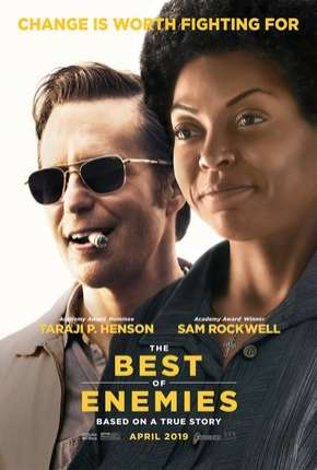 The Best Of Enemies - CAM - Legendado