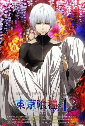 Tokyo Ghoul - 2ª Temporada Sem Censura Legendada
