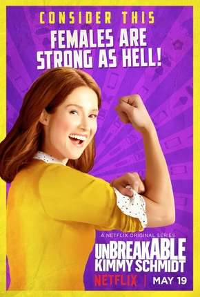 Unbreakable Kimmy Schmidt - 3ª Temporada Completa