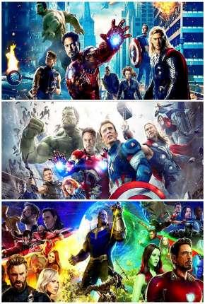 Vingadores - Todos os Filmes