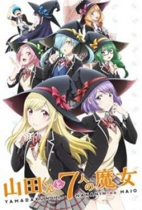 Yamada-kun e As 7 Bruxas - Legendado