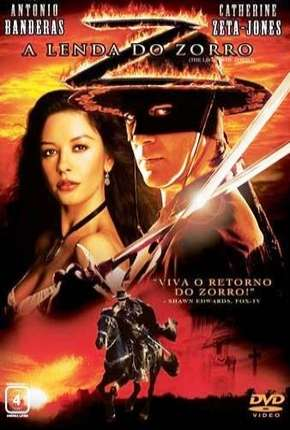 Filme A Lenda do Zorro BluRay Download