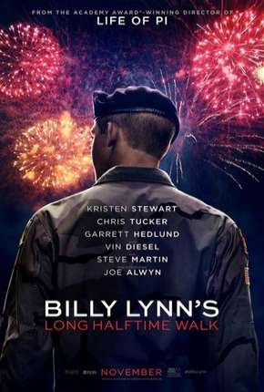A Longa Caminhada de Billy Lynn BluRay