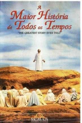 A Maior História de Todos os Tempos - DVD-R