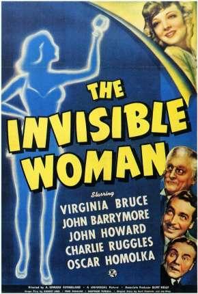 A Mulher Invisível - Legendado