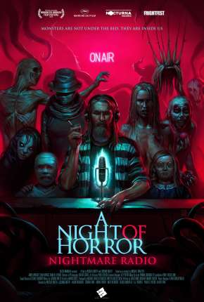 A Night of Horror - Nightmare Radio - Legendado