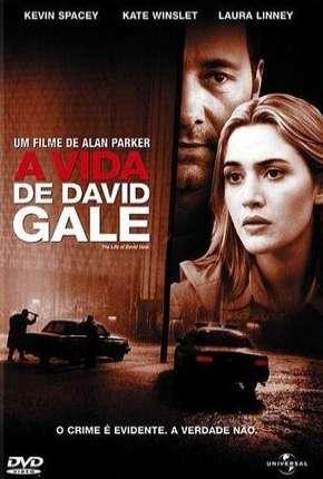 Capa A Vida de David Gale - DVD-R Dublado