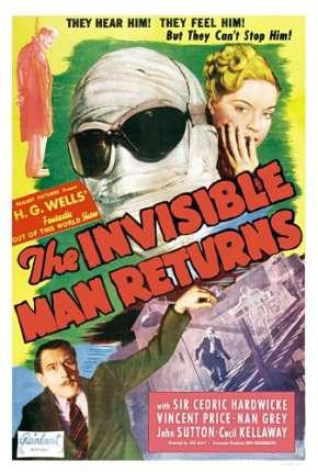 A Volta do Homem Invisível - Legendado