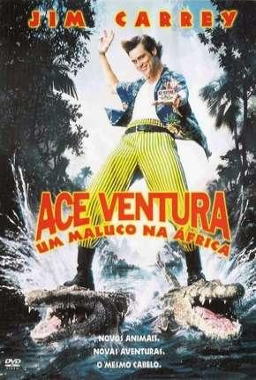 Ace Ventura 2 - Um Maluco na África BluRay
