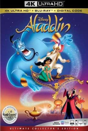 Aladdin - Animação 4K