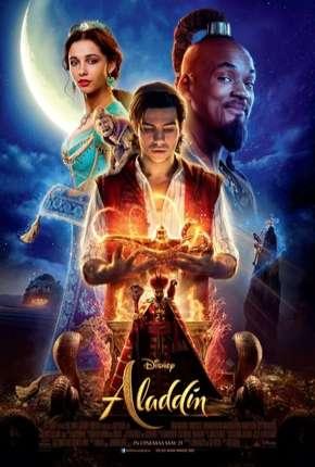 Capa Aladdin - Blu-Ray Dublado