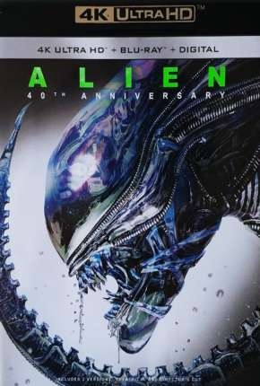 Alien - O Oitavo Passageiro - Versão do Cinema 4K