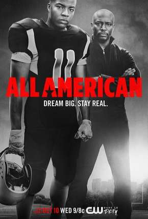 All American - 1ª Temporada Dublada e Dual Áudio 5.1 Download - Onde Baixo
