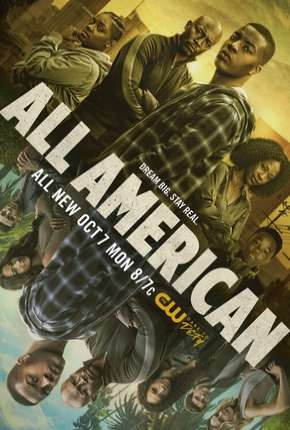 All American - 2ª Temporada Legendada via Torrent